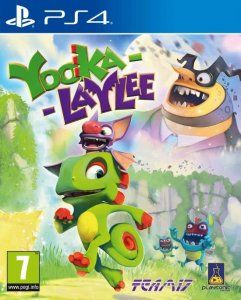 Yooka-Laylee per PlayStation 4