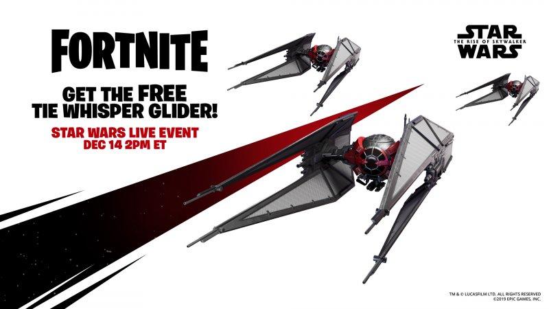 Fortnite Tie Whisper 2