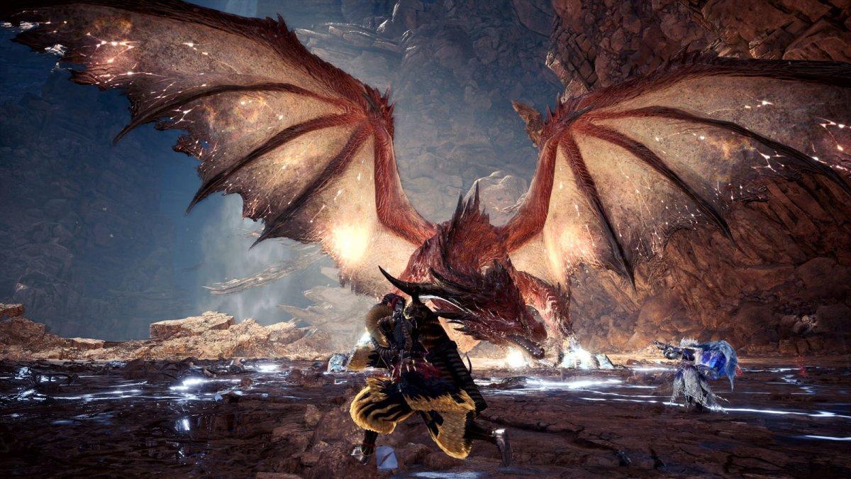 Monster Hunter: World - Iceborn, ecco il calendario degli aggiornamenti PS4, PC e Xbox One - Multiplayer.it