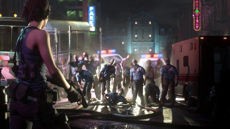 Resident Evil 3 4