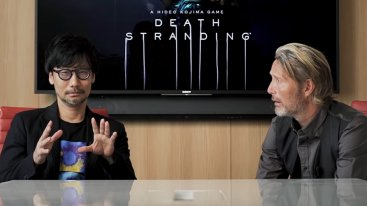 Death Stranding, Hideo Kojima e Mads Mikkelsen parlano di Cliff in video