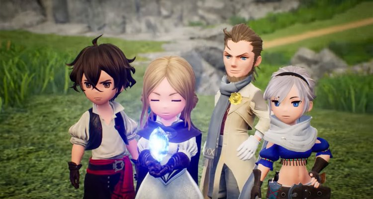 Bravely Default 2, l'anteprima del Nintendo Direct Mini