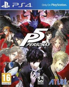 Persona 5 per PlayStation 4