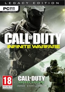 Call of Duty: Infinite Warfare per PC Windows