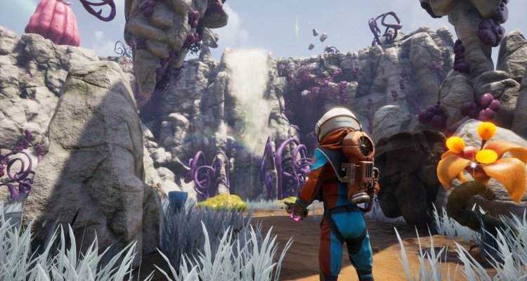 Journey to the Savage Planet 2 era in sv …