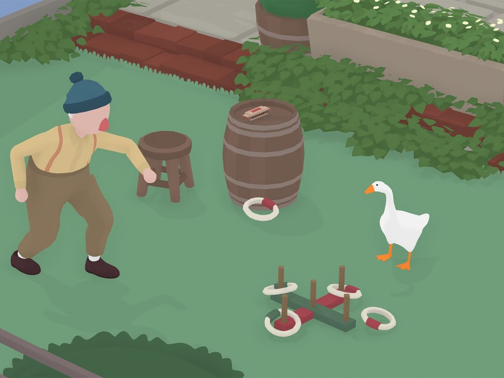 Untitled Goose Game, cooperative mode announced at the Indie World Showcase