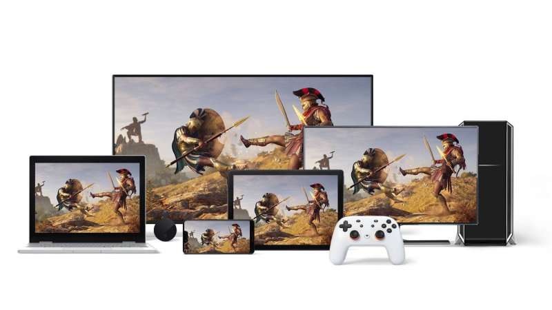Dispositivi Google Stadia