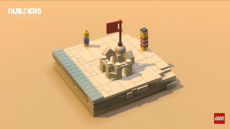 Lego Builders Journey 2
