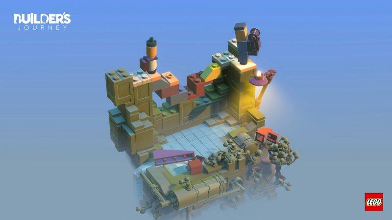 Lego Builders Journey 4