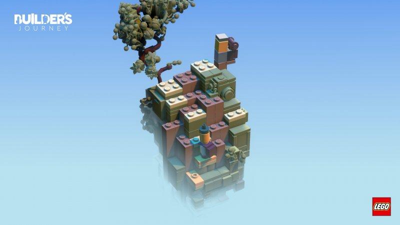 Lego Builders Journey 5