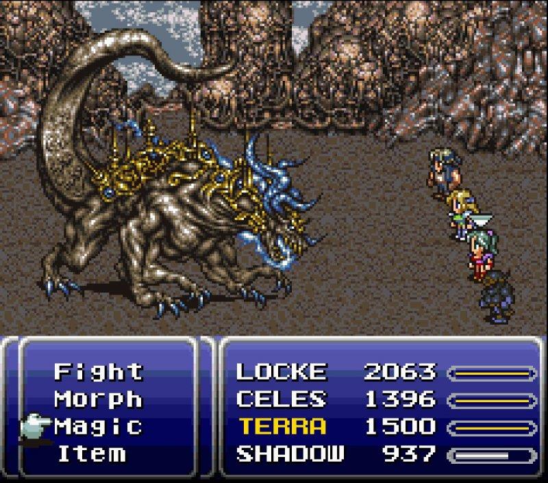 Thème de bataille de Final Fantasy 6 Boss