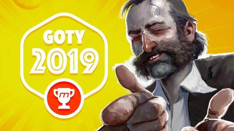 Goty 2019 Art Yt Disco
