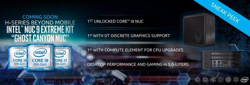 Intel Nuc 9 2