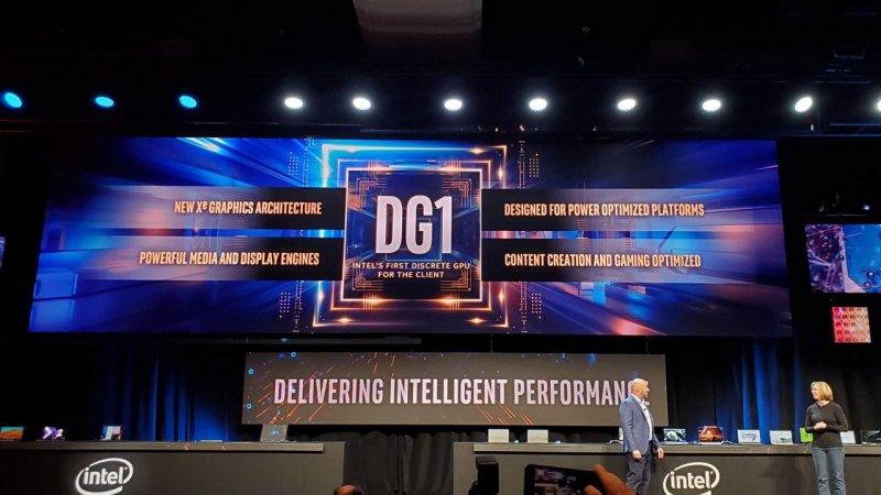 Intel Ces 2020 Dg1