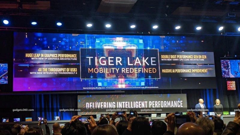 Intel Ces 2020 Tiger Lake