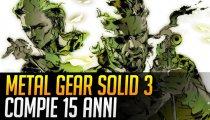Metal Gear Solid 3 compie 15 anni: ricordiamo il capolavoro di Kojima