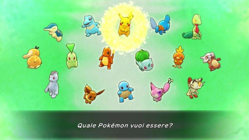 Pokemon Mystery Dungeon Squadra Di Soccorso Dx 1