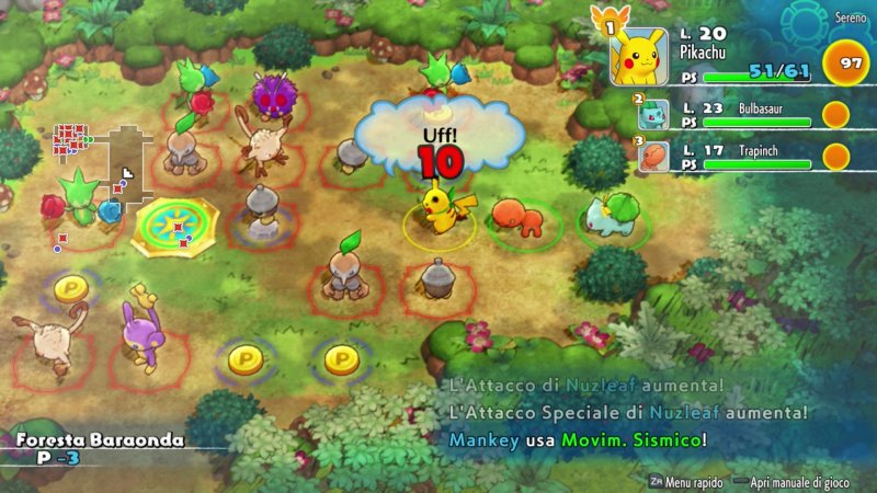 Pokemon Mystery Dungeon Rescue Team Right 2