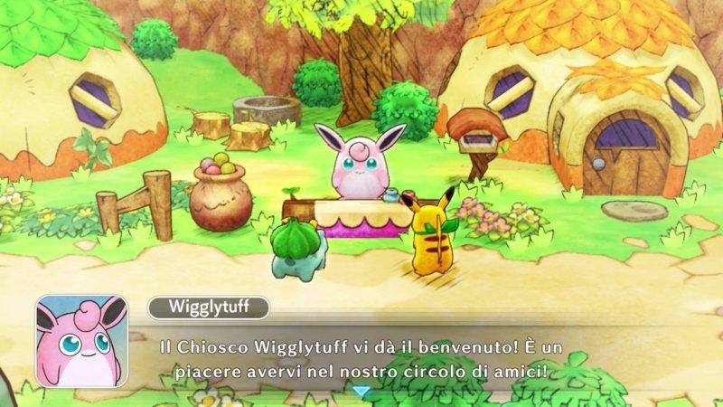 Pokemon Mystery Dungeon Squadra Di Soccorso Dx 4