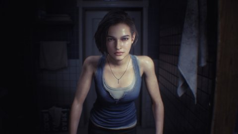 Resident Evil 3, a Jill Valentine cosplay from Helly Valentine