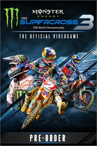 Monster Energy Supercross 3 - The Official Videogame per Xbox One