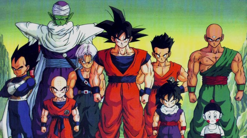 Wishes Dragon Ball Z Anime Aujourd'hui a 30 ans V3 374990 1280X720