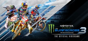 Monster Energy Supercross 3 - The Official Videogame per PC Windows