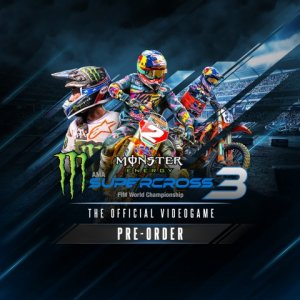Monster Energy Supercross 3 - The Official Videogame per PlayStation 4