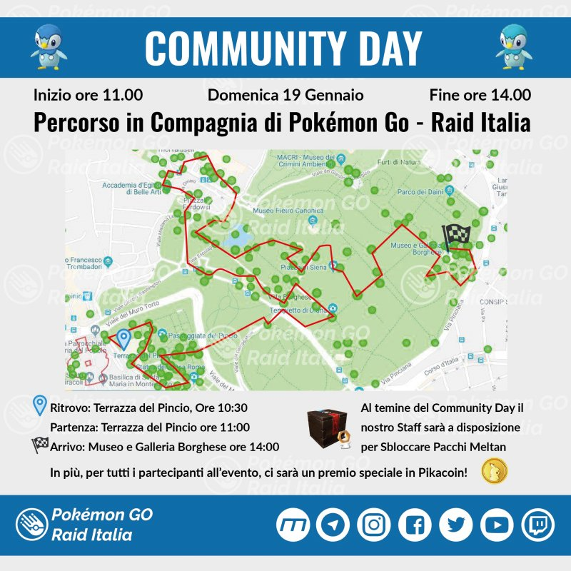 Mappa Community Day  Roma Piplup 01
