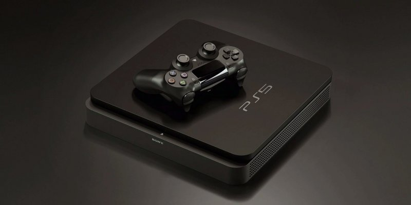 Ps5 Fanmade Black