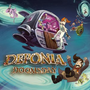 Deponia Doomsday per Nintendo Switch
