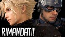 Final Fantasy 7 Remake e Avengers in ritardo! Spostata l'uscita