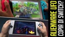 Alienware UFO: il PC portatile che scopiazza Nintendo Switch