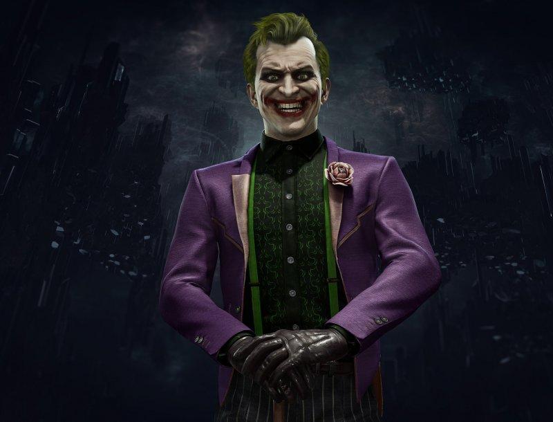 Mortal Kombat 11 Joker 2