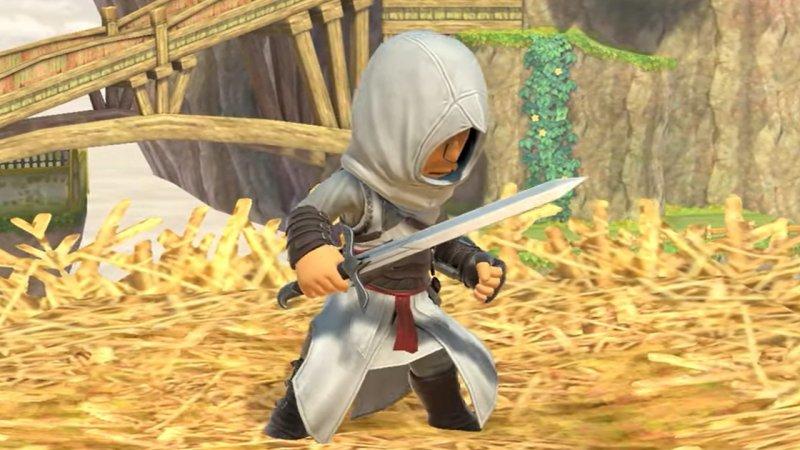 Super Smash Bros Ultimate Altair