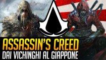 Assassin's Creed dai Vichinghi al Giappone: le ambientazioni che vogliamo