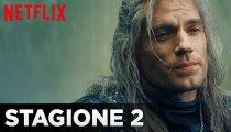 The Witcher: Stagione 2 | Novità e Uscita dei prossimi episodi su Netflix