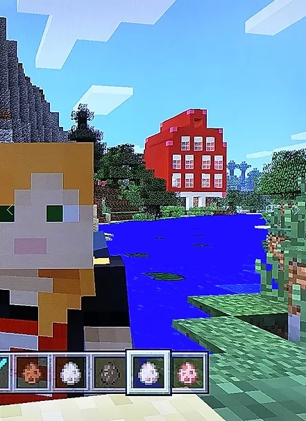Minecraft House 4