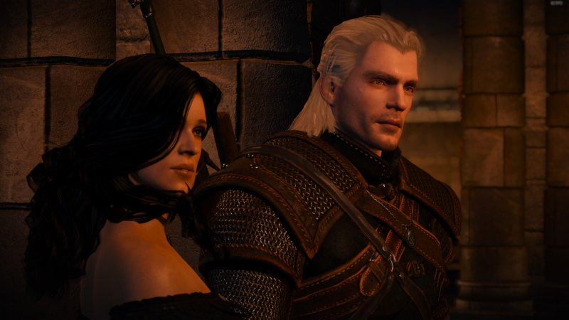 The Witcher Mod 2