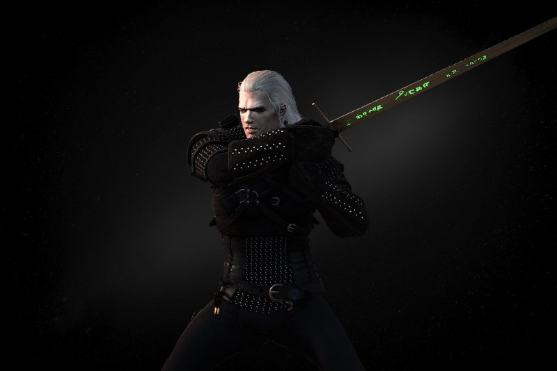 The Witcher Mod 5