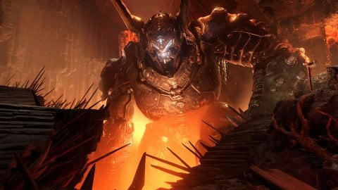 Doom Eternal: will the updated version with ray tracing be announced today?