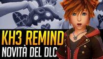 Kingdom Hearts 3 ReMind: annunciate nuove opzioni del DLC