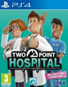 Two Point Hospital per PlayStation 4