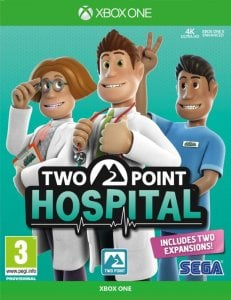Two Point Hospital per Xbox One