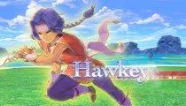 Trials of Mana - Il trailer di Hawkeye e Riesz