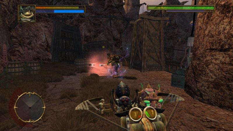 Oddworld Strangers Wrath Hd Nintendo Switch 1