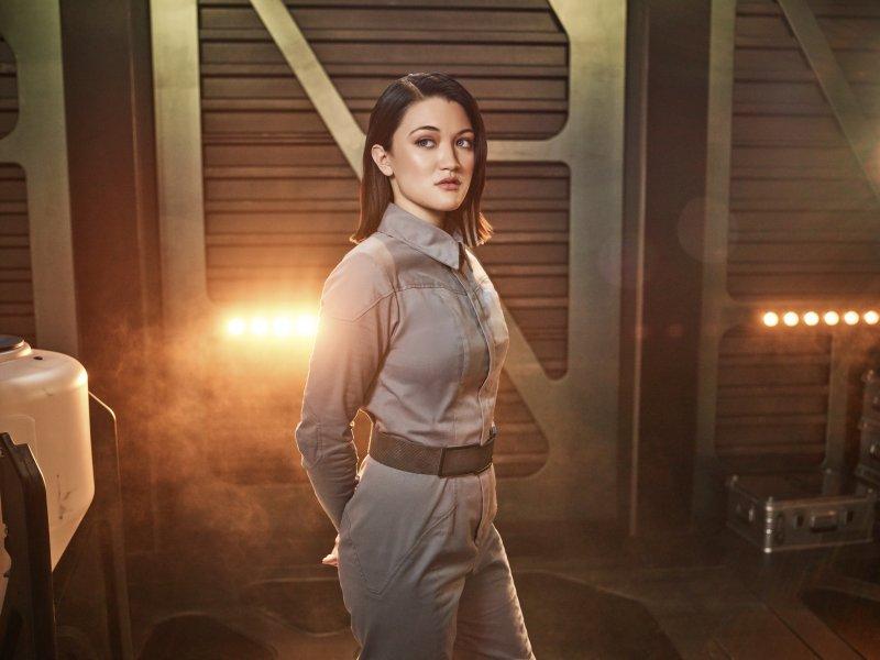 Star Trek Picard Isa Briones