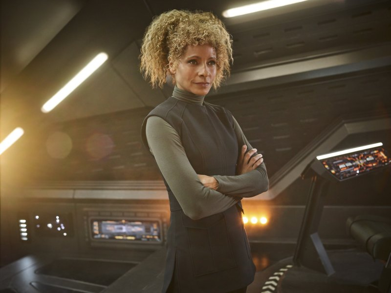 Star Trek Picard Michelle Hurd