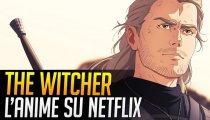 The Witcher: arriva l'Anime su Netflix