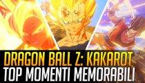 Dragon Ball Z: i momenti più iconici ricreati in Kakarot